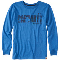 Carhartt Boys' Carhartt Dog Long-Sleeve T-Shirt