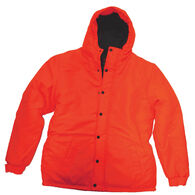 Trail Crest Men's Insulated Hooded Hunting Jacket
