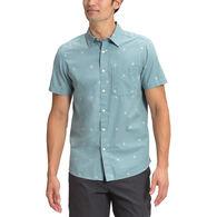 The North Face Men's Baytrail Jacquard Short-Sleeve Shirt