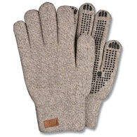 Kinco Men's Lined Full Finger Glove with PVC Dots