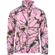 Trail Crest Women's Camo Chambliss Semi-Fitted Fleece Jacket