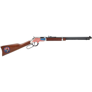 Henry Stand Up For The Flag Golden Boy 22 S/L/LR 20 16LR /21S-Round Rifle - Special Edition