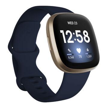 Fitbit Versa 3 Health & Fitness Water-Resistant Smartwatch