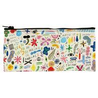 Blue Q Women's Doodle Party Pencil Case