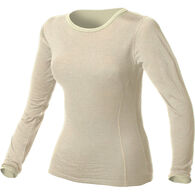 Minus 33 Women's Ossipee Midweight Crew-Neck Baselayer Top