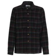 Woolrich Men's Classic Wool Over Long-Sleeve Shirt