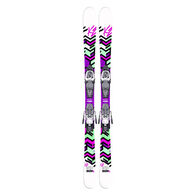 K2 Children's Missy Alpine Ski w/ Fastrack2 7.0 Binding - 14/15 Model