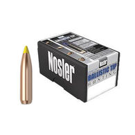 "Nosler Ballistic Tip 270 Cal. 150 Grain .277"" Spitzer Point / Yellow Tip Rifle Bullet (50)"
