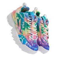 FILA Women's Disruptor 2 Tie Dye Athletic Shoe