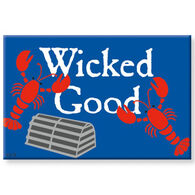 Cape Shore Wicked Good Magnet