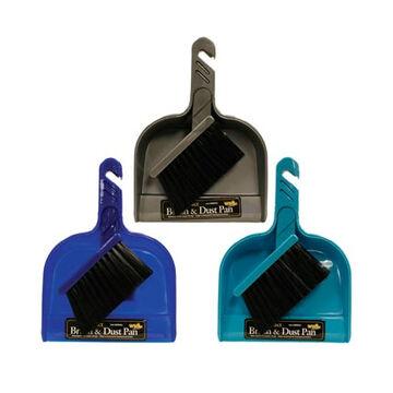 Wilcor Compact RV & Automobile Brush & Dust Pan