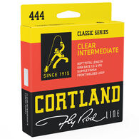 Cortland 444 Clear WF Intermediate Fly Line