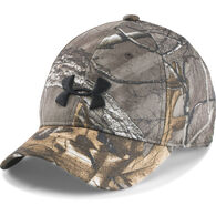 Under Armour Boys' UA Camo Cap 2.0