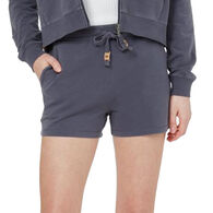 tentree Women's French Terry Fulton Short