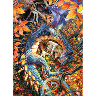 Outset Media Jigsaw Puzzle - Abby's Dragon