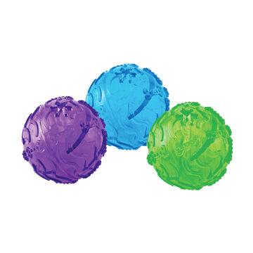 Ruffin It Fun n Tuff Treat Ball Dog Toy