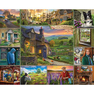 White Mountain Jigsaw Puzzle - Murder in Little Piddling