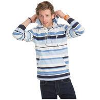 Southern Tide Men's Baja Striped Pullover Hoodie