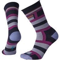 SmartWool Women's Non-Binding Pressure-Free Striped Crew Sock