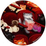 Andreas Decorative Cats At The Movies Jar Opener