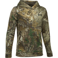 Under Armour Boy's UA Logo Camo Hoodie