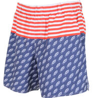 AFTCO Men's Captain Volley Swim Short