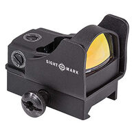 Sightmark Mini Shot Pro Spec Green Dot Reflex Sight w/ Riser Mount