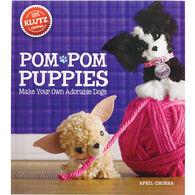 Klutz Pom-Pom Puppies Craft Kit by April Chorba
