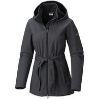 Columbia Women's Take To The Streets II Trench Rain Jacket
