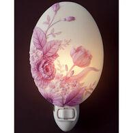 Ibis & Orchid Design Romantic Garden Nightlight