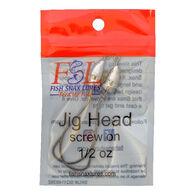 Fish Snax Screw On Jighead - 2 Pk.