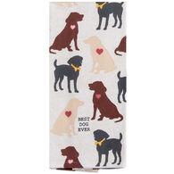 Kay Dee Designs Fur Real Pets Dog Dual Purpose Terry Towel