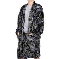 Souverign Athletic Boy's Skull Fleece Robe