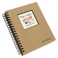 """Journals Unlimited """"Write it Down!"""" Glamping Journal"""