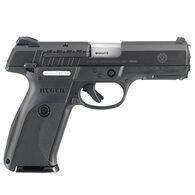 "Ruger 9E 9mm 4.14"" 17-Round Pistol"