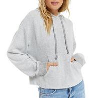 Z Supply Women's Charlie Cozy Knit Hoodie