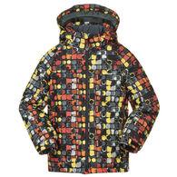 Kamik Boy's Rusty Planet Jacket