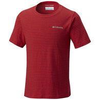Columbia Boys' Cullman Crest Striped Short-Sleeve T-Shirt