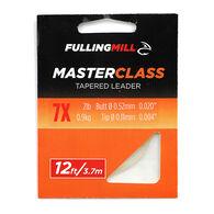 Fulling Mill Masterclass Tapered Leader - 12 Ft.