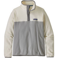 Patagonia Women's Micro D Snap-T Fleece Pullover Top