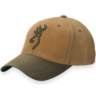 Browning Men's Repel-Tex Cloth Two-Tone Hat