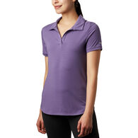 Columbia Women's Essential Elements Polo Short-Sleeve Shirt