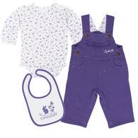 Carhartt Infant/Toddler Girls' Bunny Friends Gift Set, 3pc