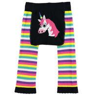Lazy One Infant/Toddler Boy's & Girls' Unicorn Legging