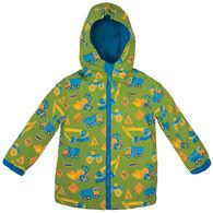 Stephen Joseph Children's Construction Rain Jacket