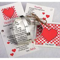 Ann Clark Tin Cookie Cutter - Heart