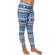 Hot Chillys Youth Original II Print Baselayer Tight