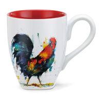 Big Sky Carvers Rooster Mug