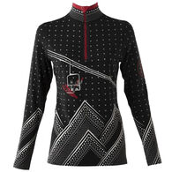 Krimson Klover Women's Adrenaline 1/4-Zip Baselayer Top
