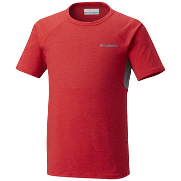 Columbia Boys Silver Ridge II Short-Sleeve T-Shirt